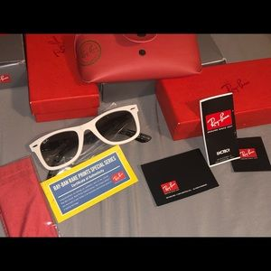 Ray-Ban *NIB* special edition sunglasses w case